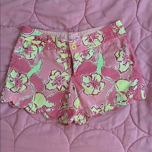 Lily Pulitzer like brand new pink shorts 🌸🌸🌸